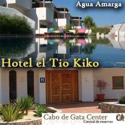 Cabo de Gata Center. Hotel El Tio Kiko