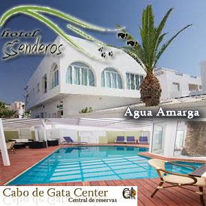 Cabo de Gata Center. Hotel Senderos