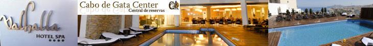 Cabo de Gata Center. Hotel Valhalla