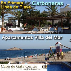 Cabo de Gata Center. Apartamentos Villa Del Mar